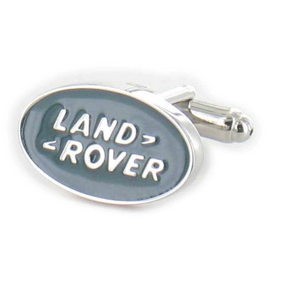 Land Rover Cufflinks - Land Rover Design Cuff Links