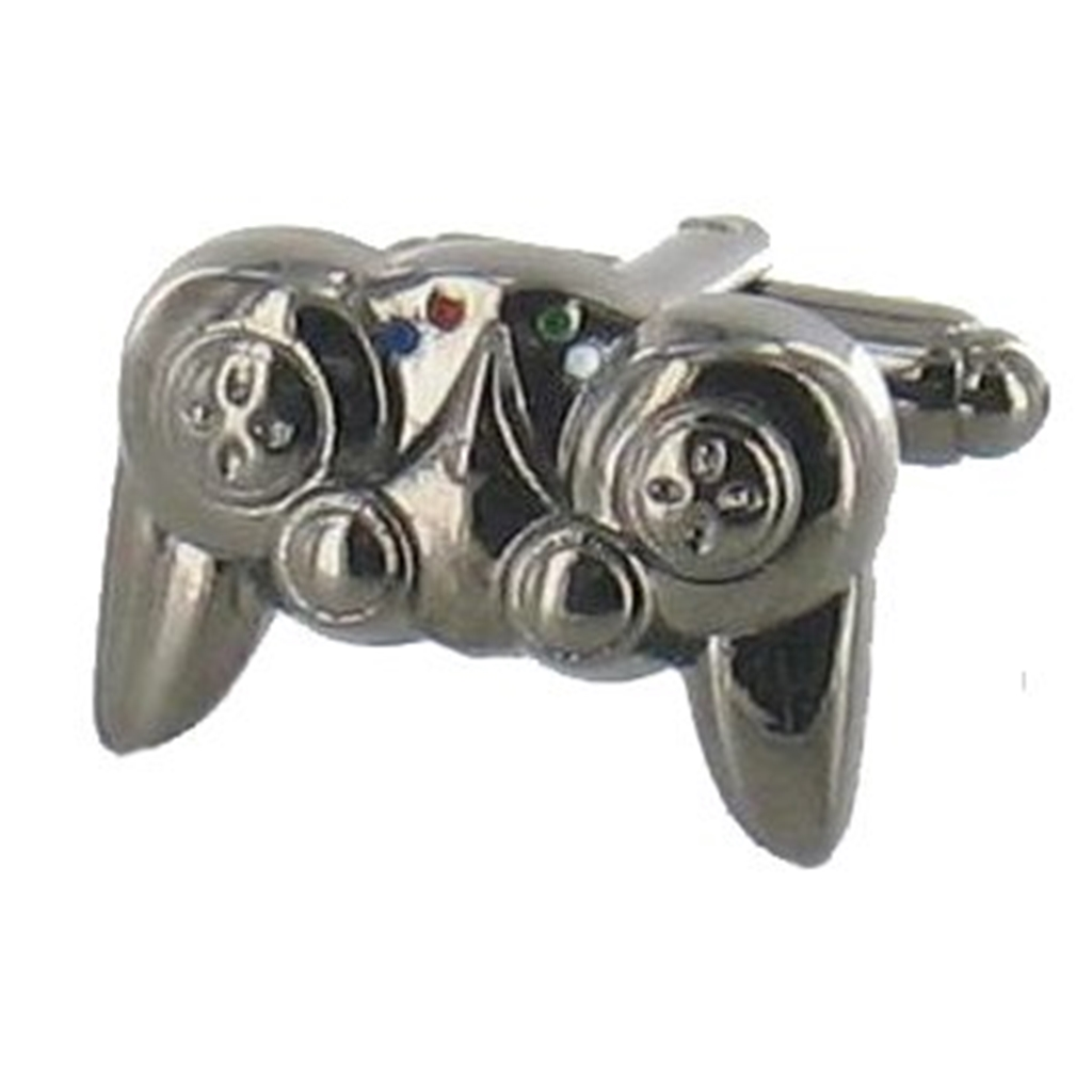 Playstation Cufflinks - Playstation Design Cuff Links