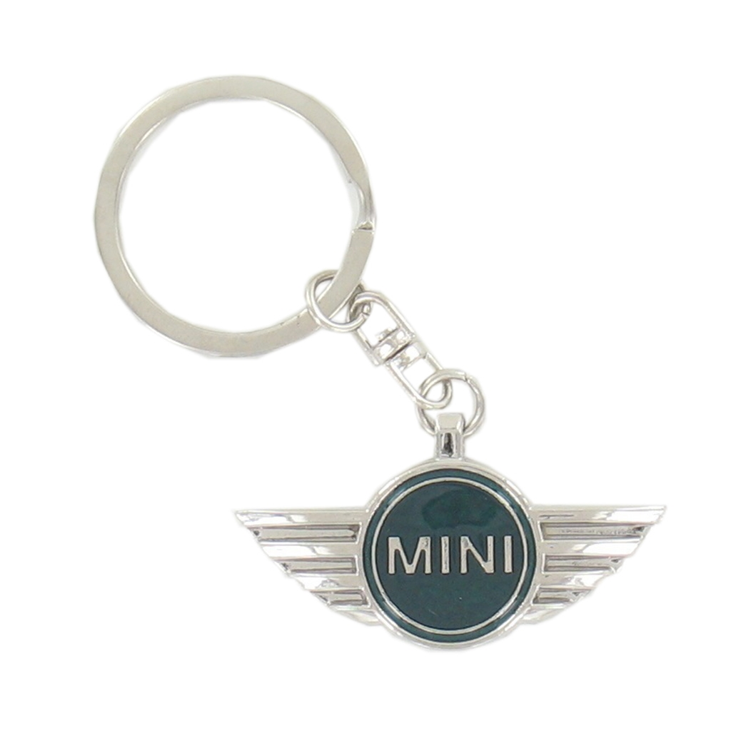 Mini Car Keyring