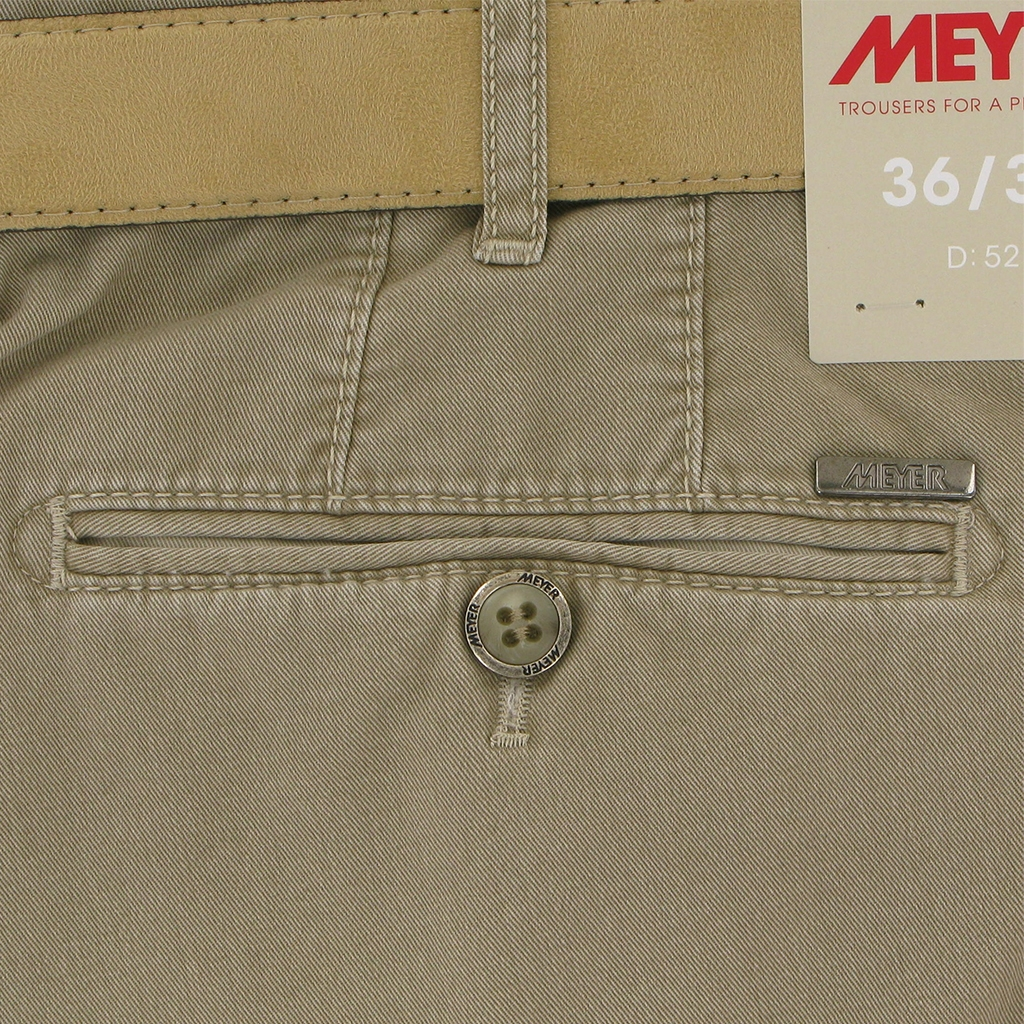New 2019 Meyer Trouser Cotton  - Camel - New York 5001 33