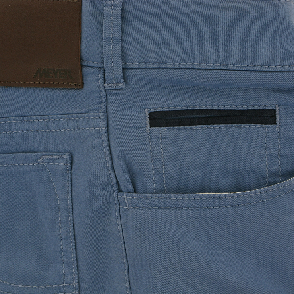 Meyer Cotton Jeans - Light Blue - Arizona 5003 15