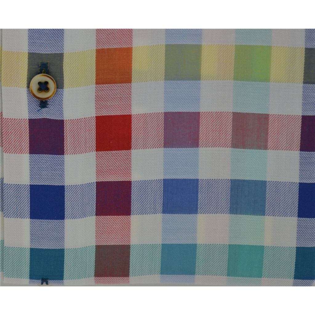 Giordano Shirt - Multi Check