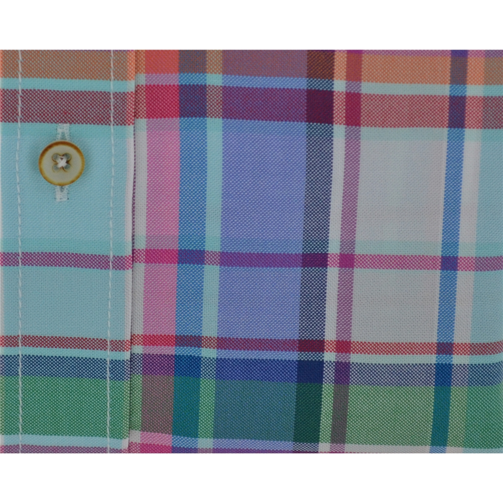 Giordano Shirt - Multi Madras Check