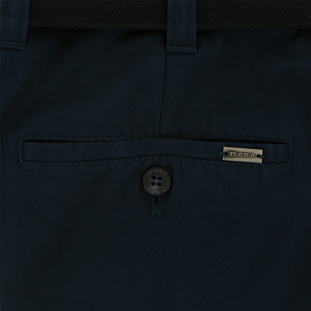 New 2018 m.e.n.s. Cotton Chino - Dark Blue