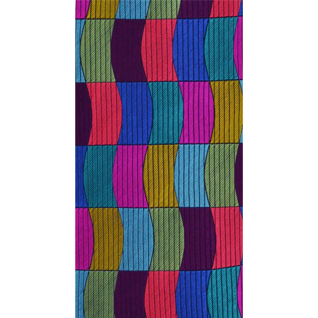 Van Buck Limited Edition - Multi Pattern Design Tie