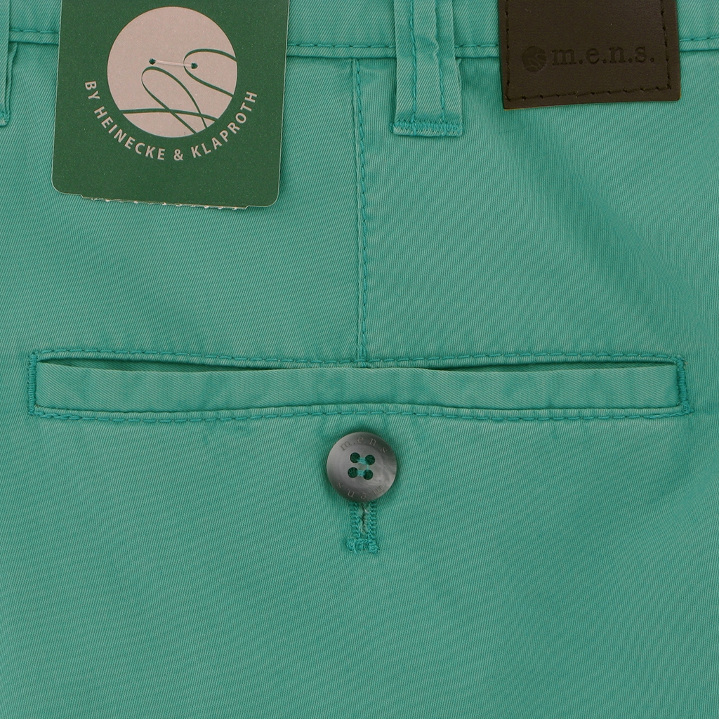 m.e.n.s. Spring Cotton Shorts - Jade