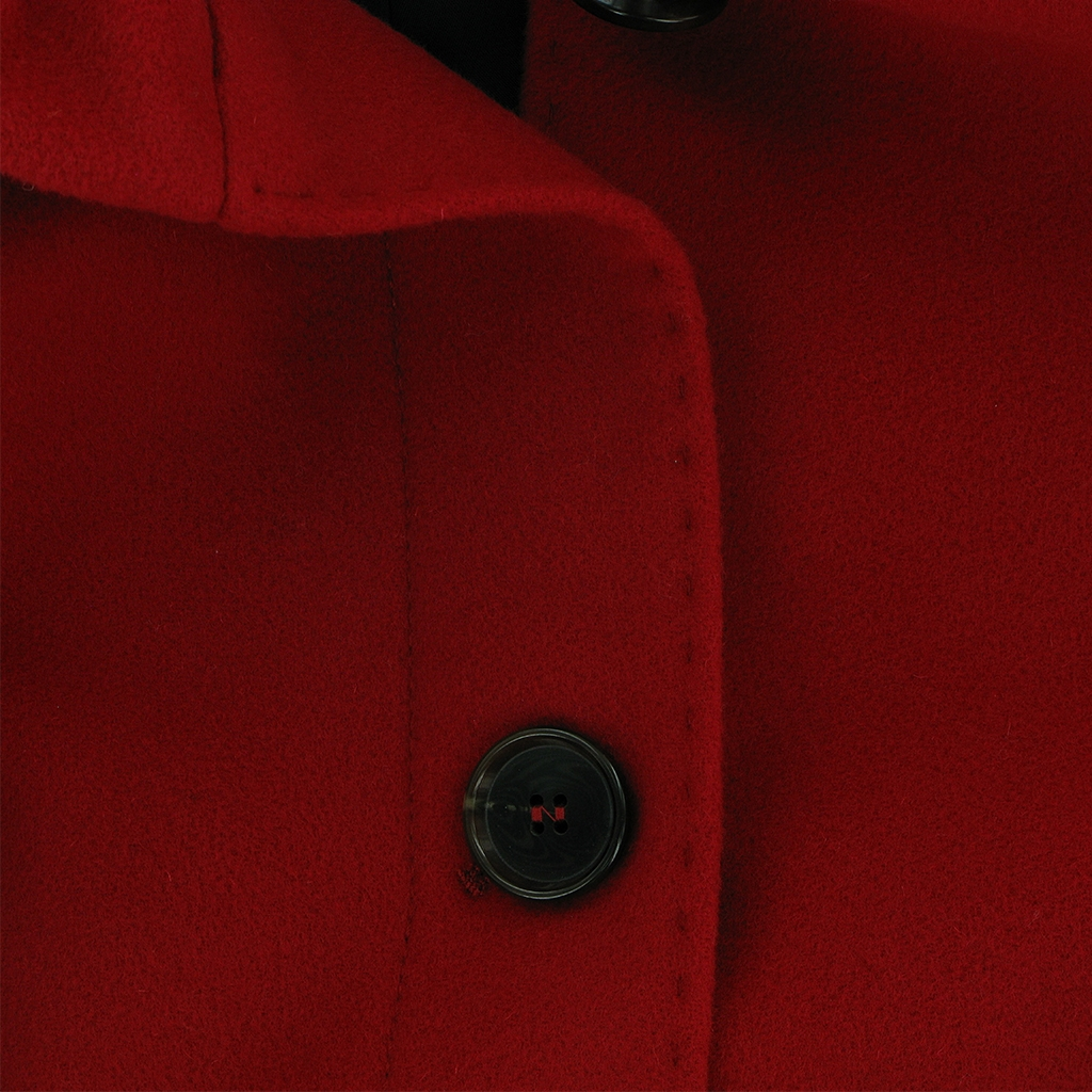 Autumn 2018 Betty Barclay Coat - Red