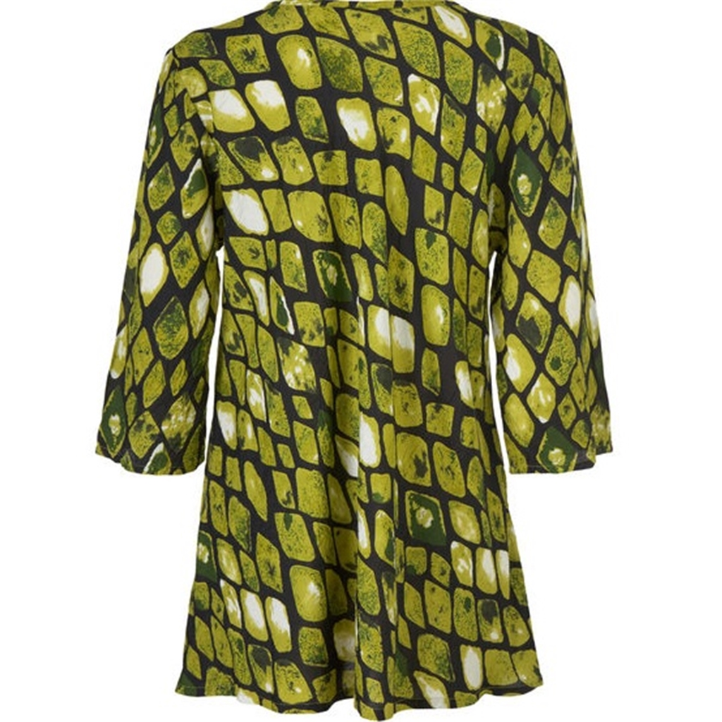 Autumn 2018 Masai Kata Top - Lime