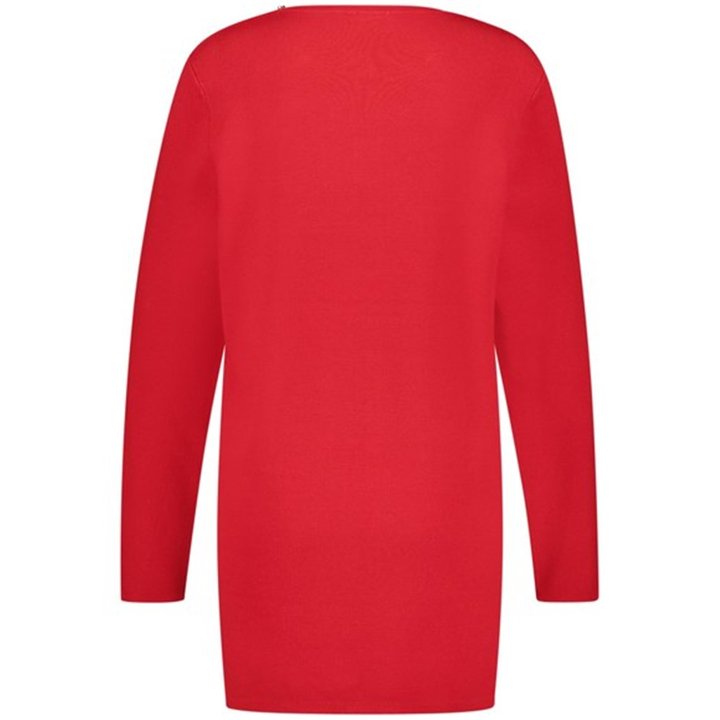 Gerry Weber Long Cardigan - Red