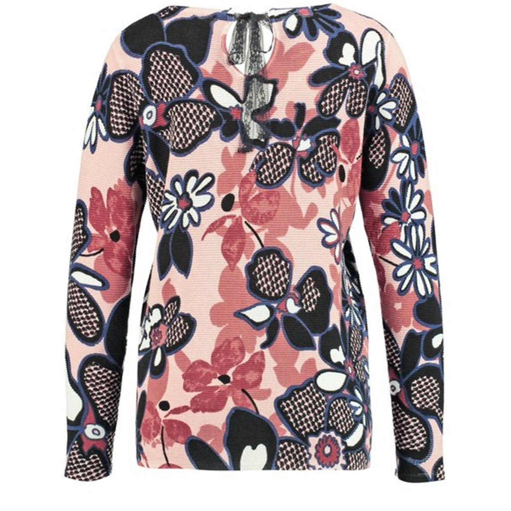 Gerry Weber Floral Jumper - Rose