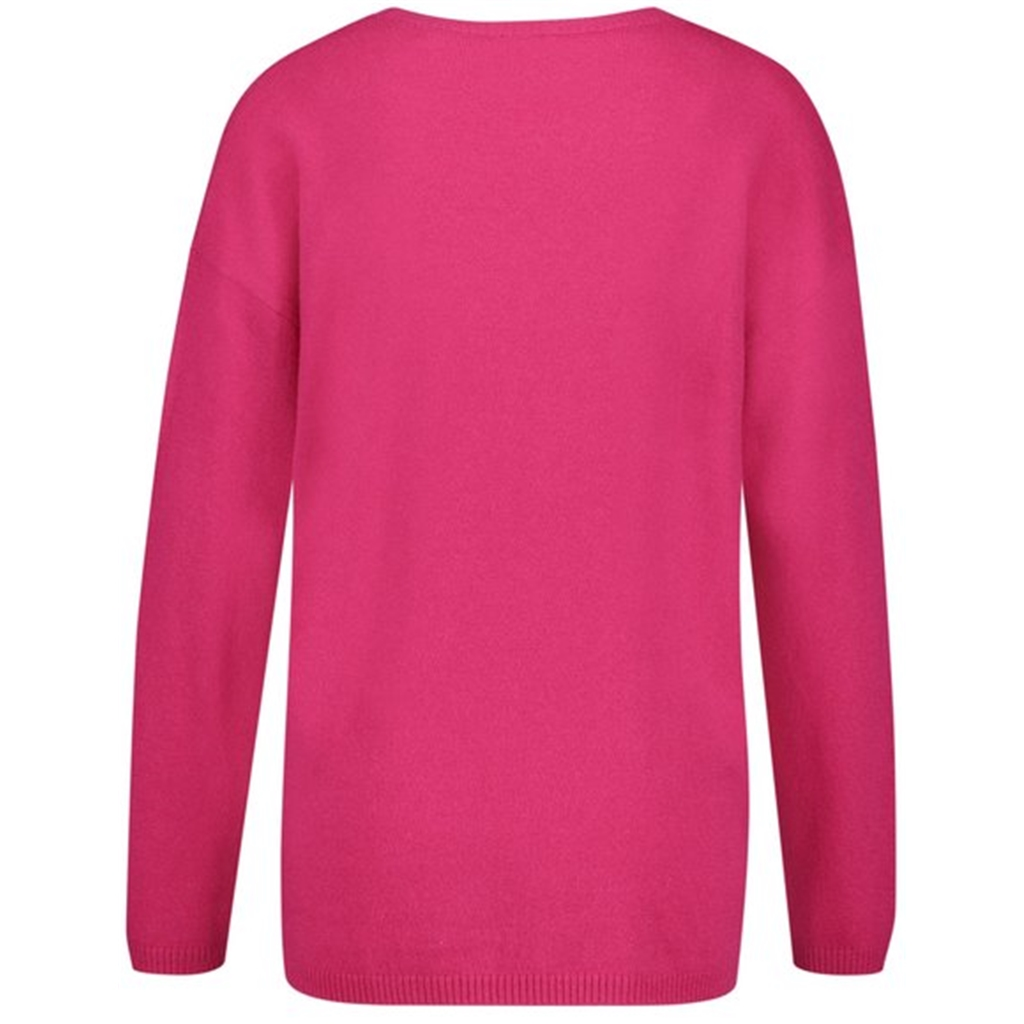 Gerry Weber Jumper with Cashmere - Azalea
