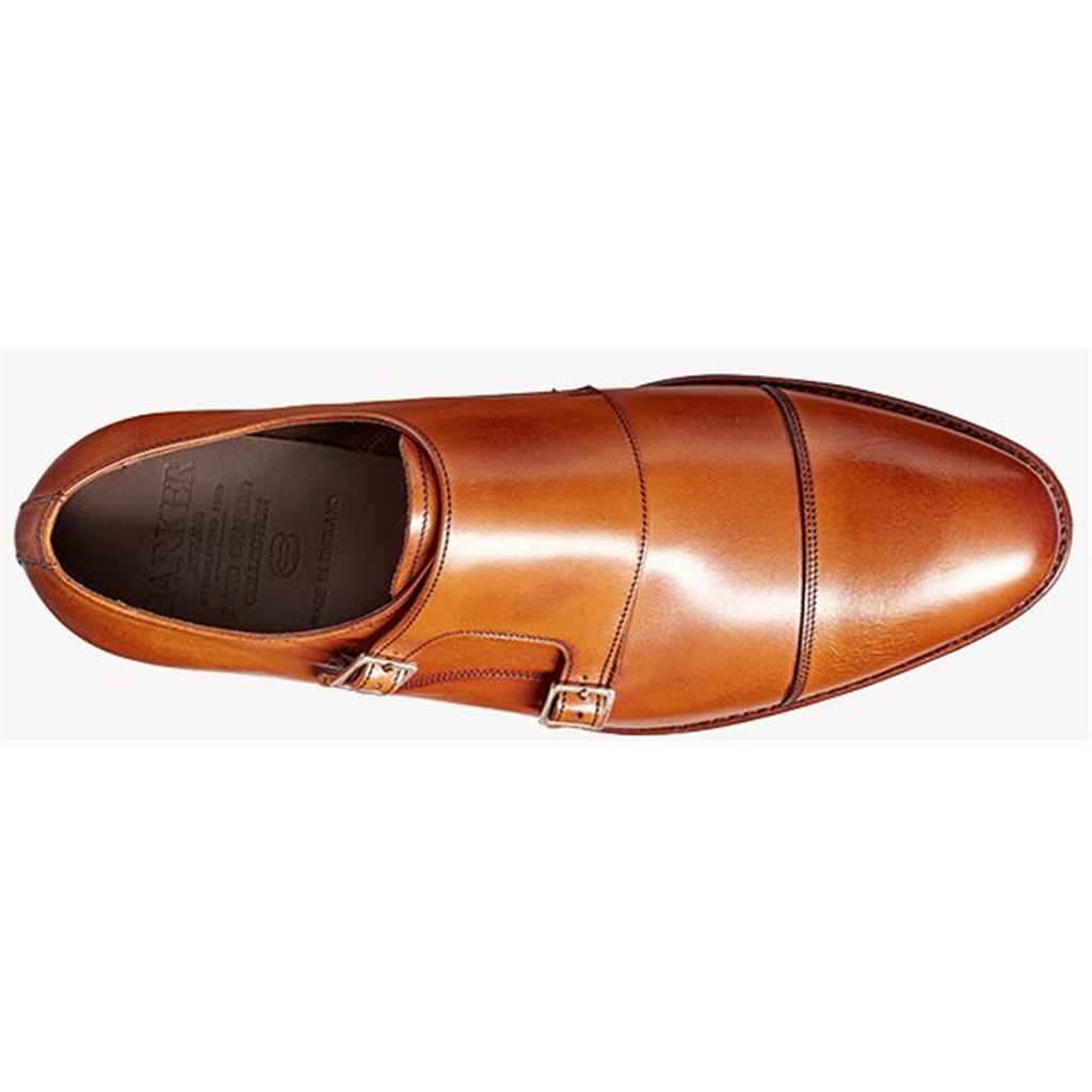 Barker Ford - Antique Rosewood Calf