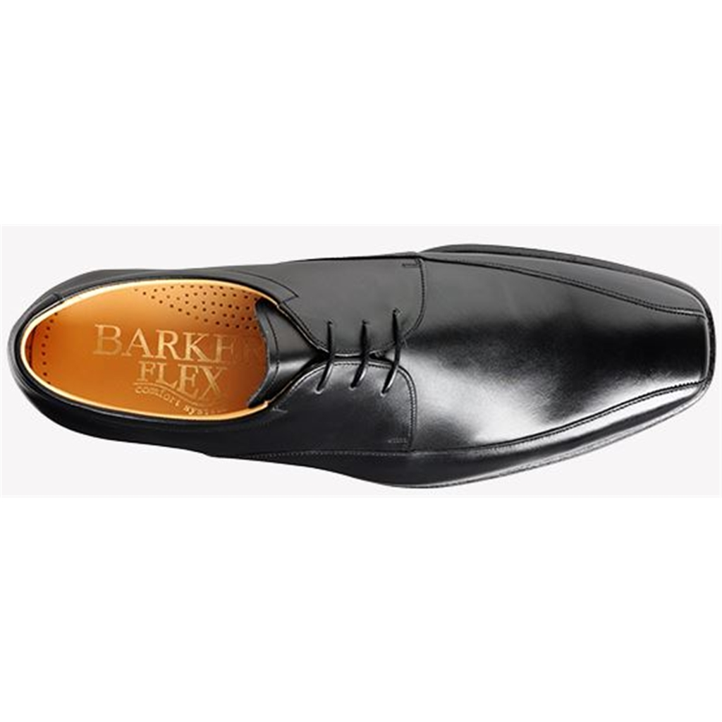 Barker Ross Shoes - Classic Derby - Black Calf