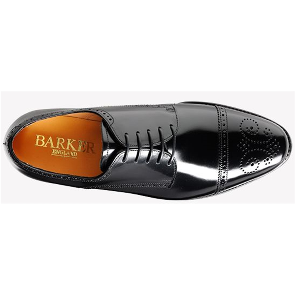 Barker Perth - Black Hi-Shine