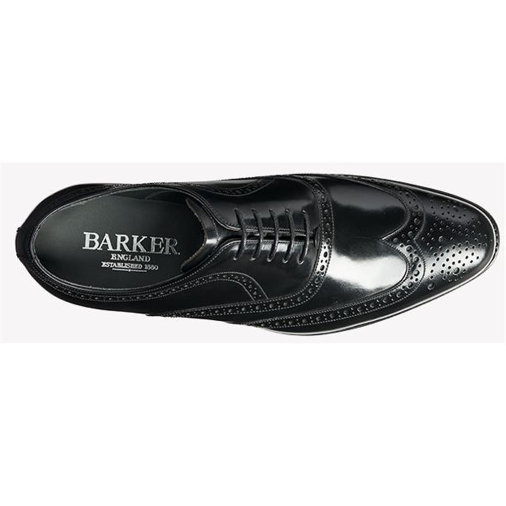 Barker Hampstead - Black Polish