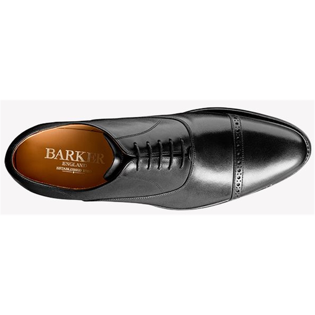 Barker Burford - Black Calf
