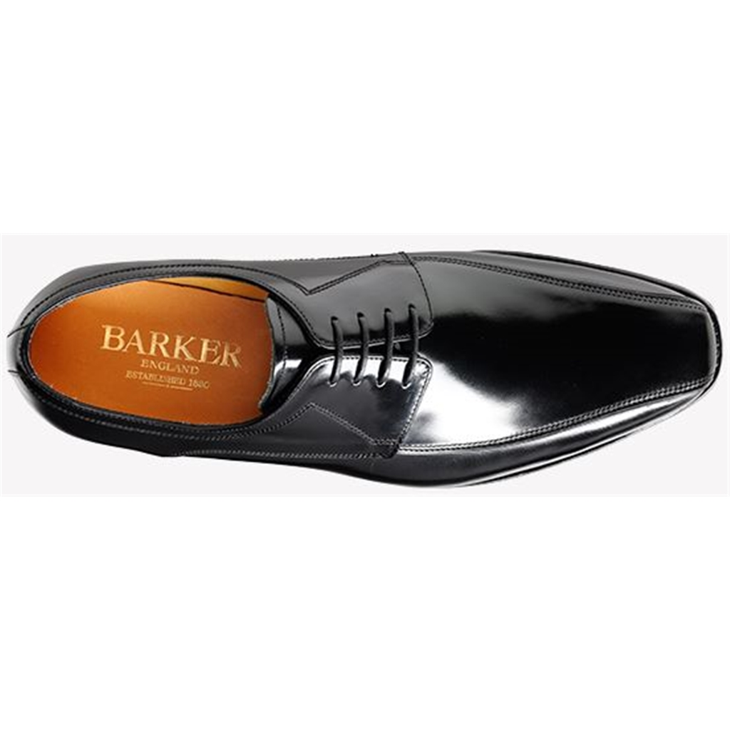 Barker Newbury - Black Hi-Shine