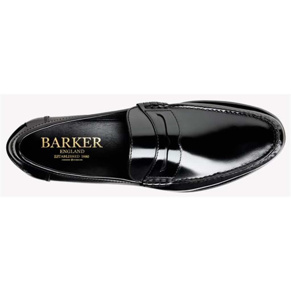 Barker Newington - Black Hi-Shine