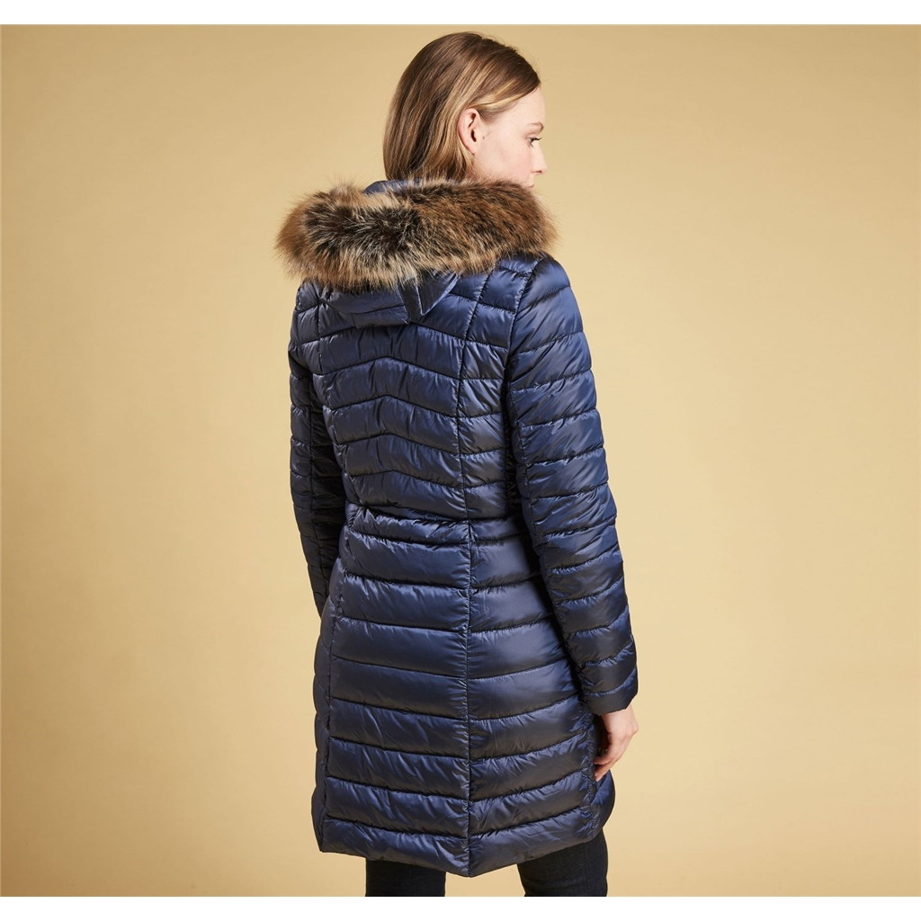 Autumn 2018 Barbour Berneray Quilt - Royal Navy