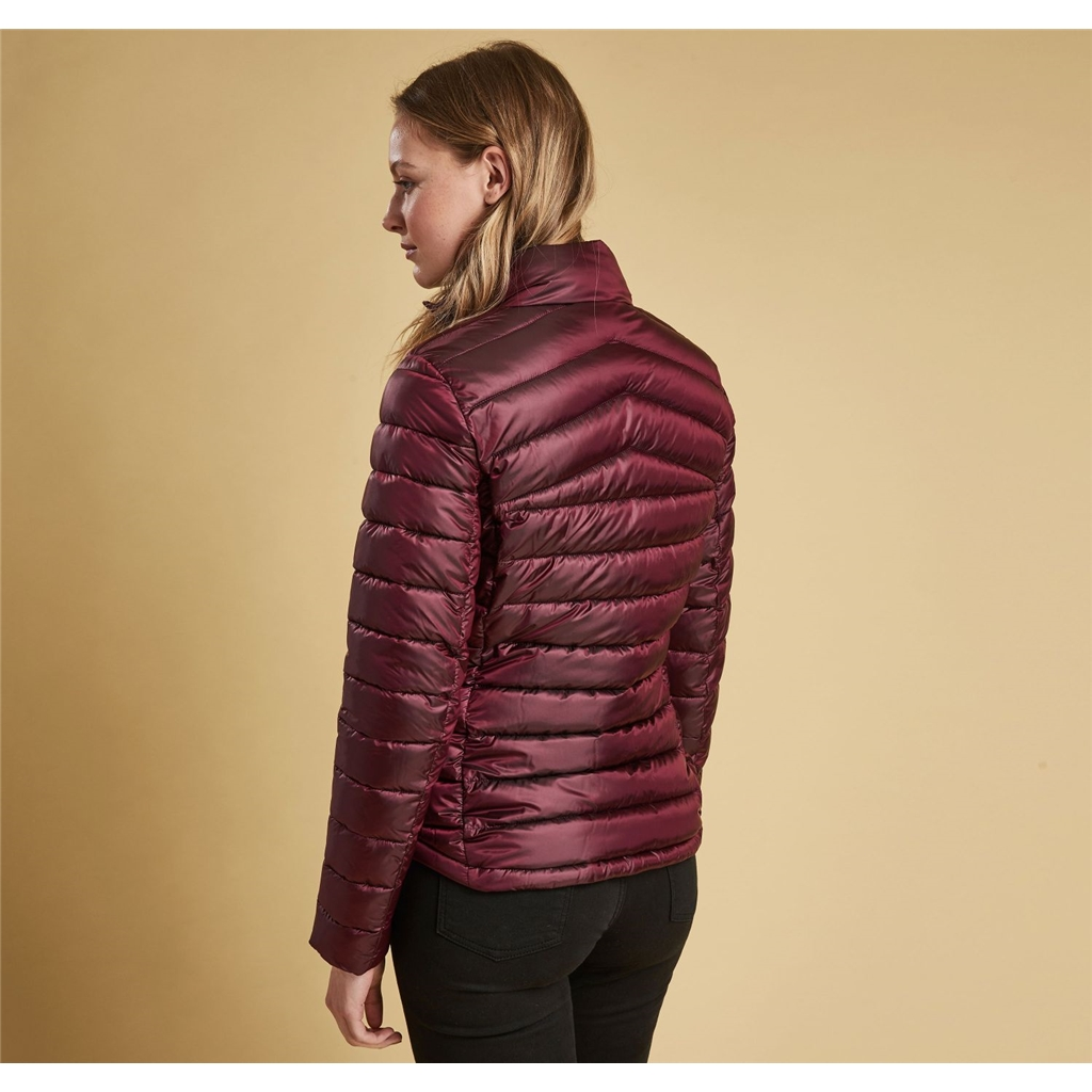 Autumn 2018 Barbour Vartersay Quilt - Berry Pink
