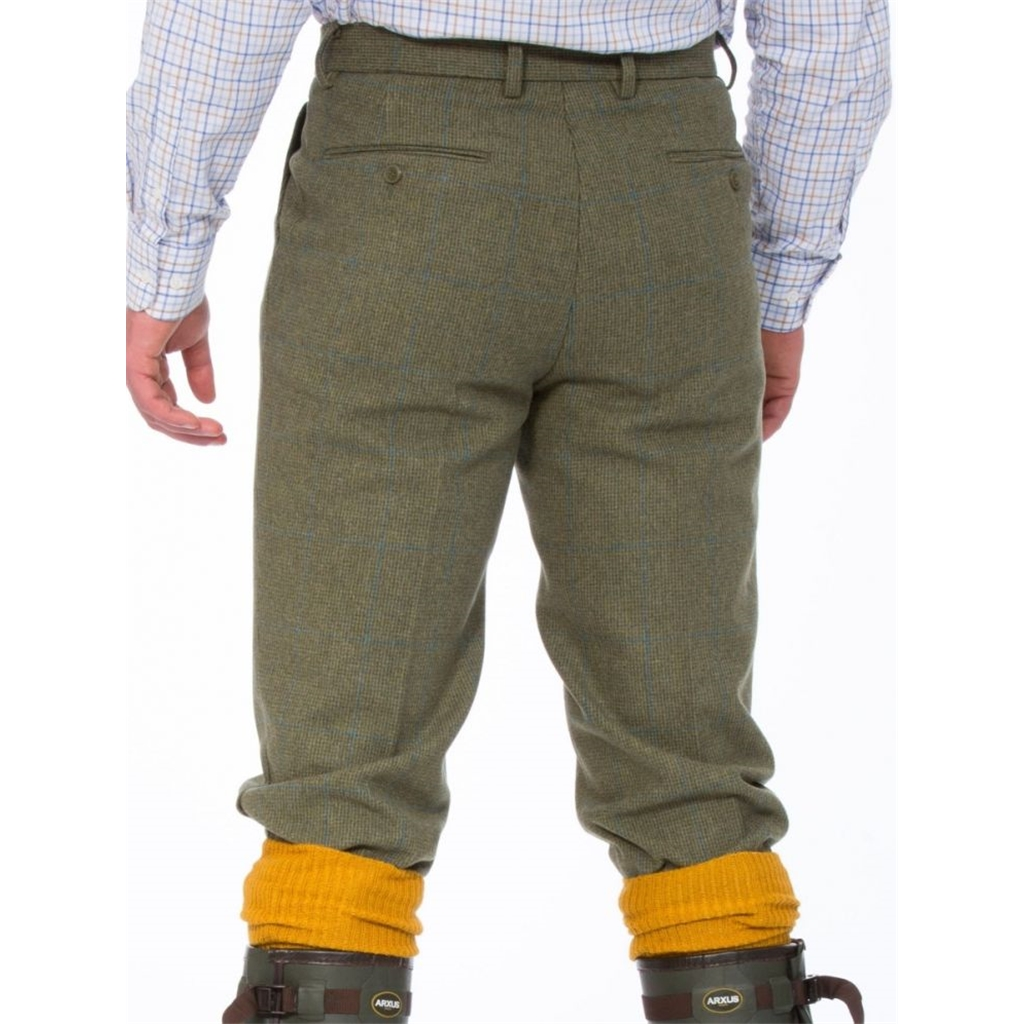 Alan Paine Country Collection - Combrook Men's Breek - Lagoon