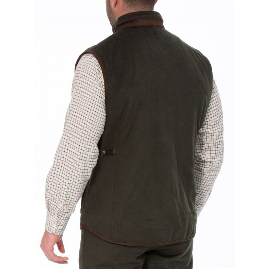 Alan Paine Country Collection - Loden Men's Gilet - Olive