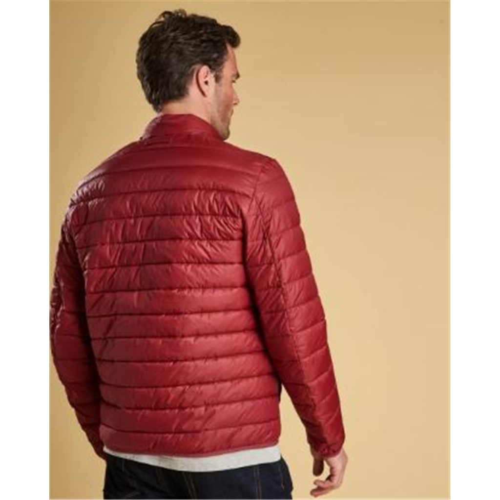 Autumn 2018 Barbour Penton Quilted Jacket - Hot Red