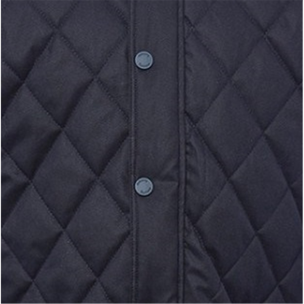 Dubarry Men's Quilted Jacket - Bantry - Navy
