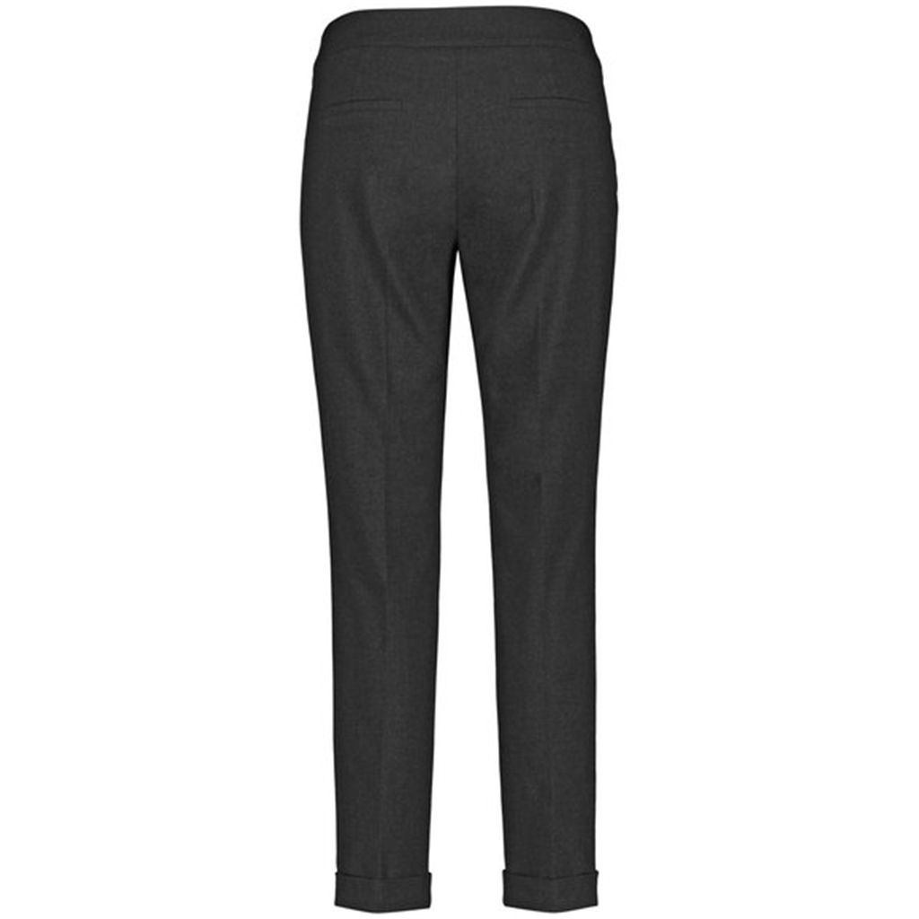 Gerry Weber tuxedo stripe trousers - Grey