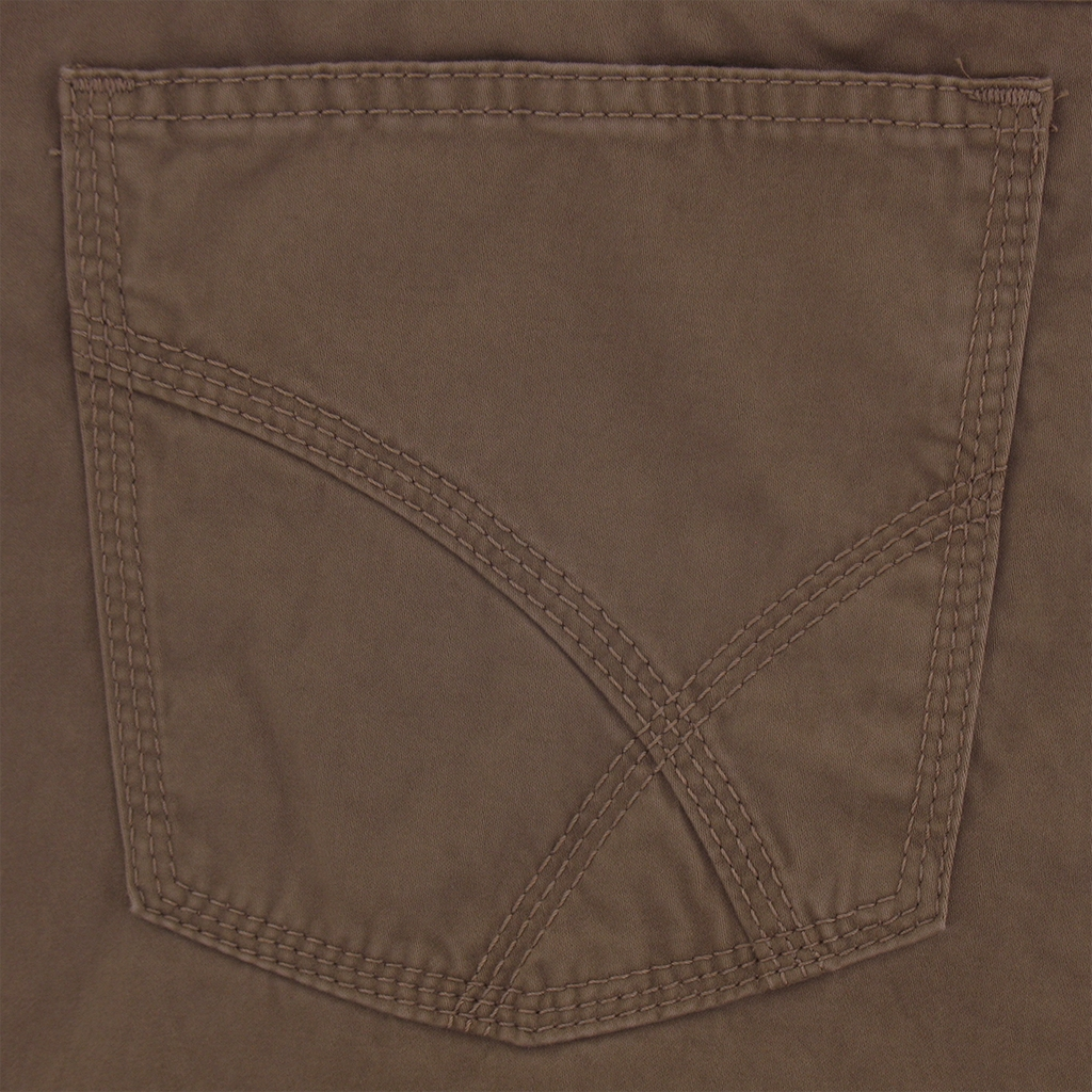 "Brax Five Pocket Fine Cotton Jean - Sand - Size 42""L Only"