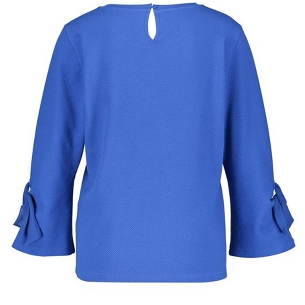 Gerry Weber Decorative Bows Top - Blue