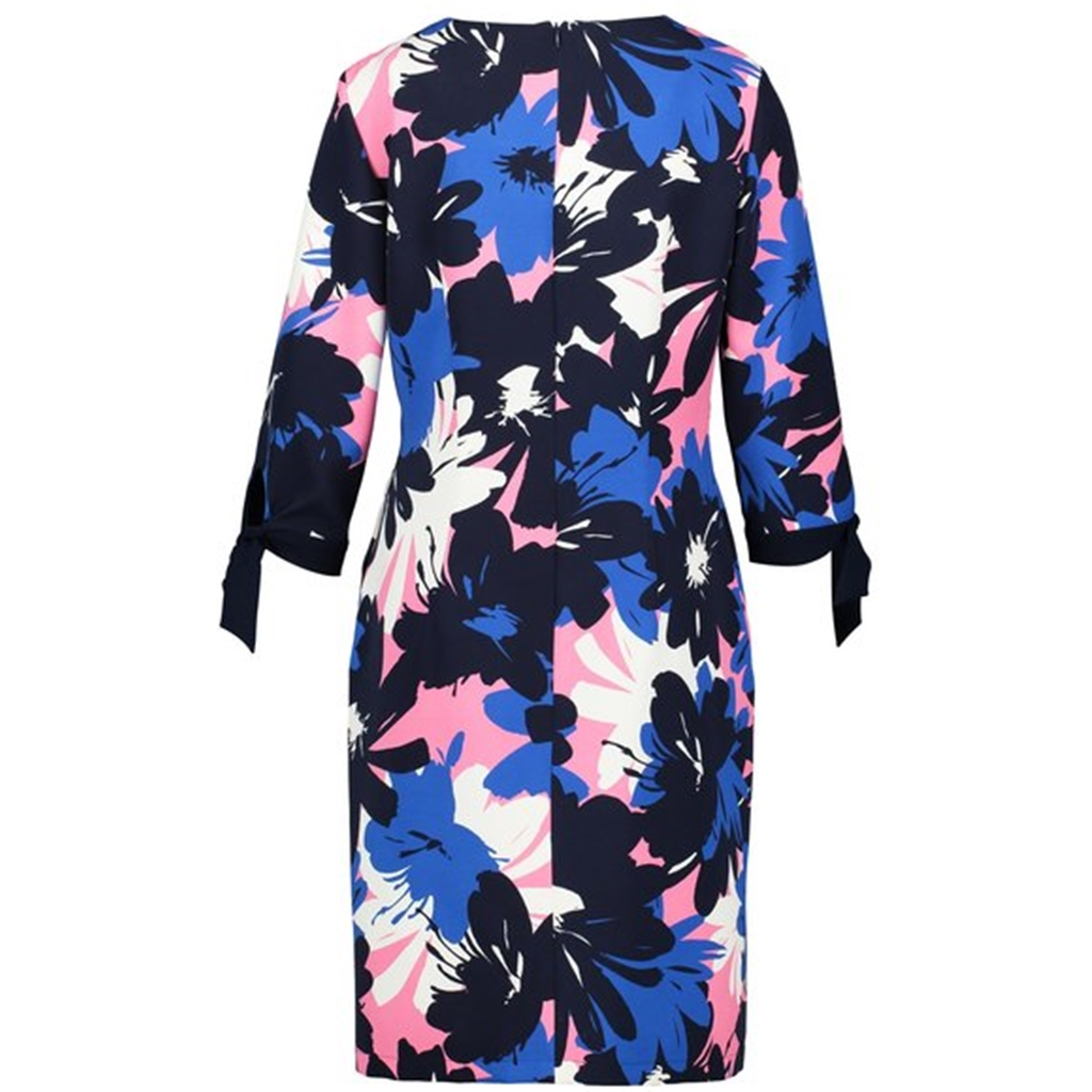 Gerry Weber Floral Pattern Dress - Multi
