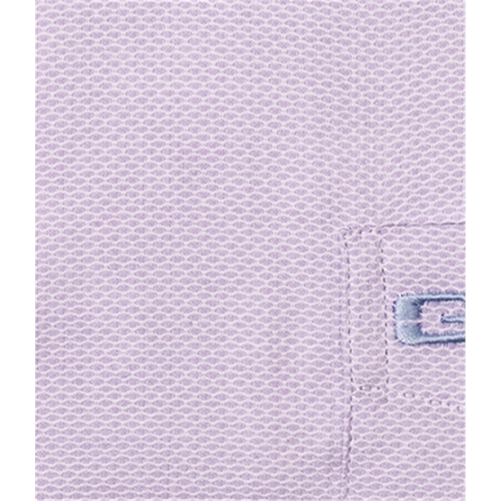 New 2019 Giordano Shirt - Lilac Weave