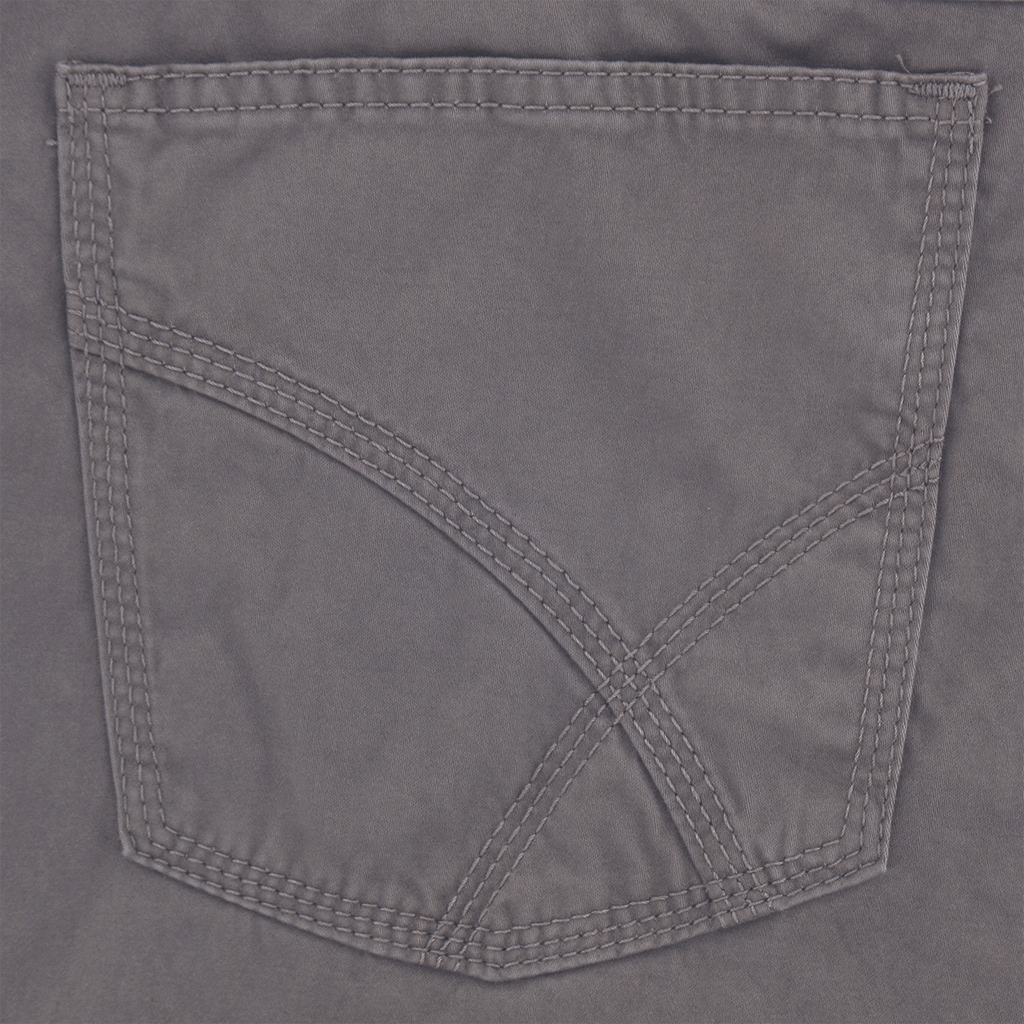 Spring 2019 Brax Five Pocket Fine Cotton Jean - Smoke Grey