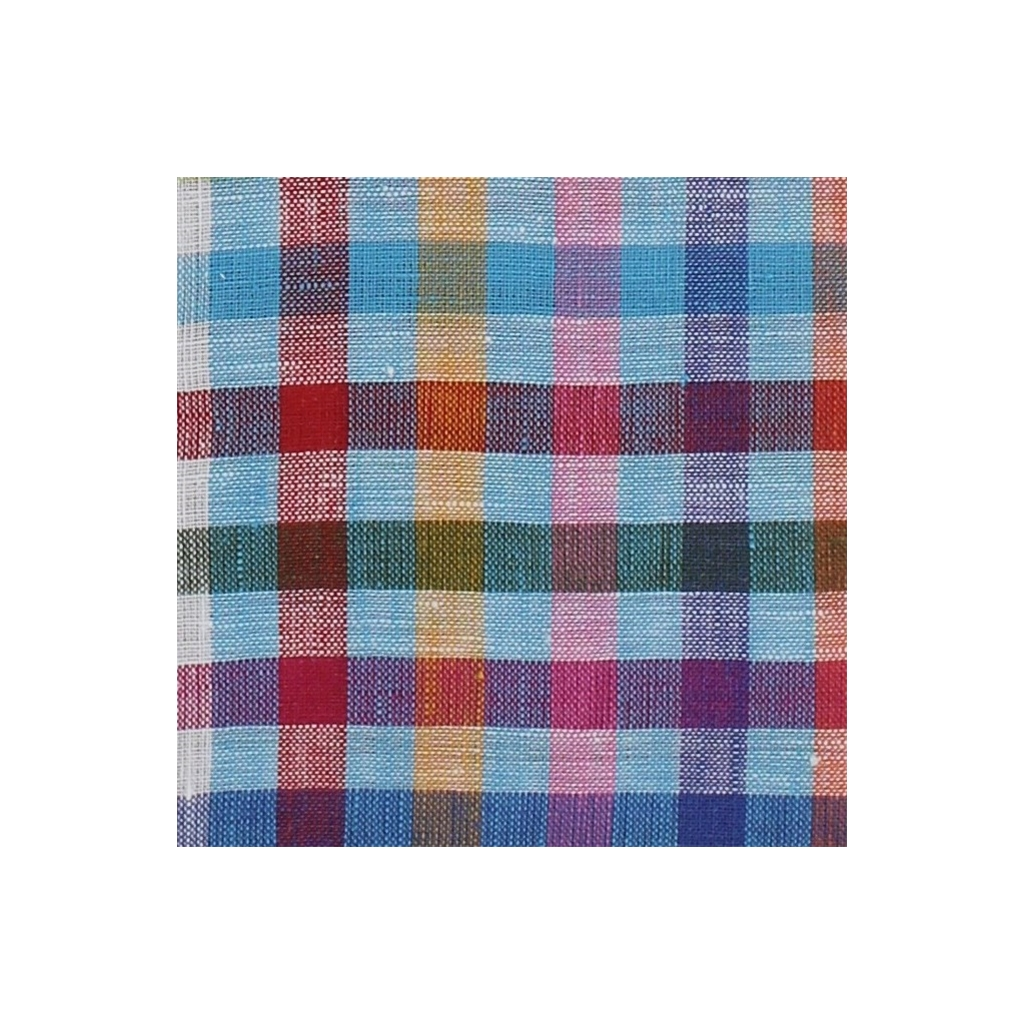 New 2019 Giordano Linen Shirt - Multicolour Check