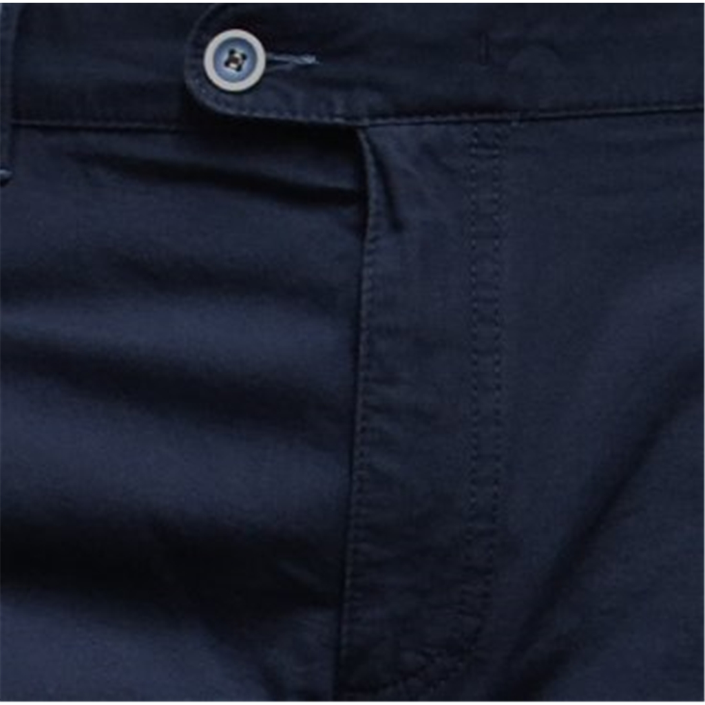 Bruhl Cotton Shorts - Blue - Matt 181710 670