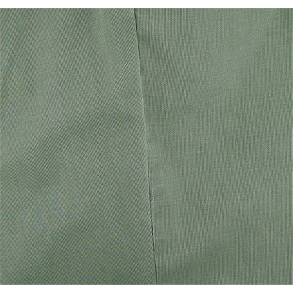 New 2019 Meyer Textured Cotton Trouser - Olive Green - Chicago 5013 25