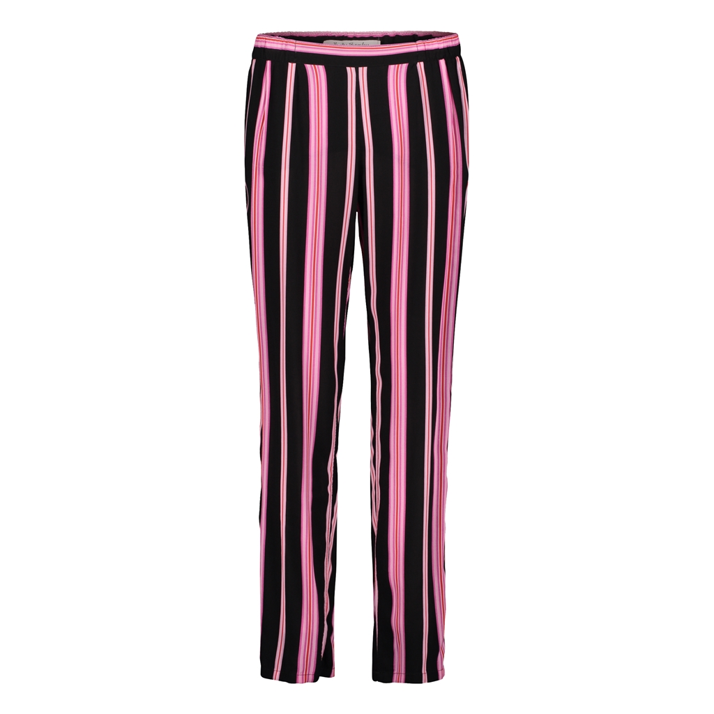 Betty Barclay - Striped Trousers - Pink