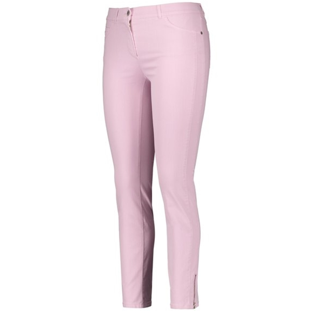 Gerry Weber Cropped Trousers - Lilac - Size 12 Only