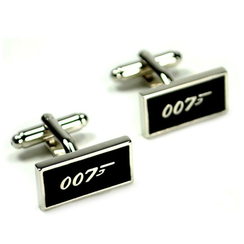 007 Cufflinks - 007 Design Cuff Links