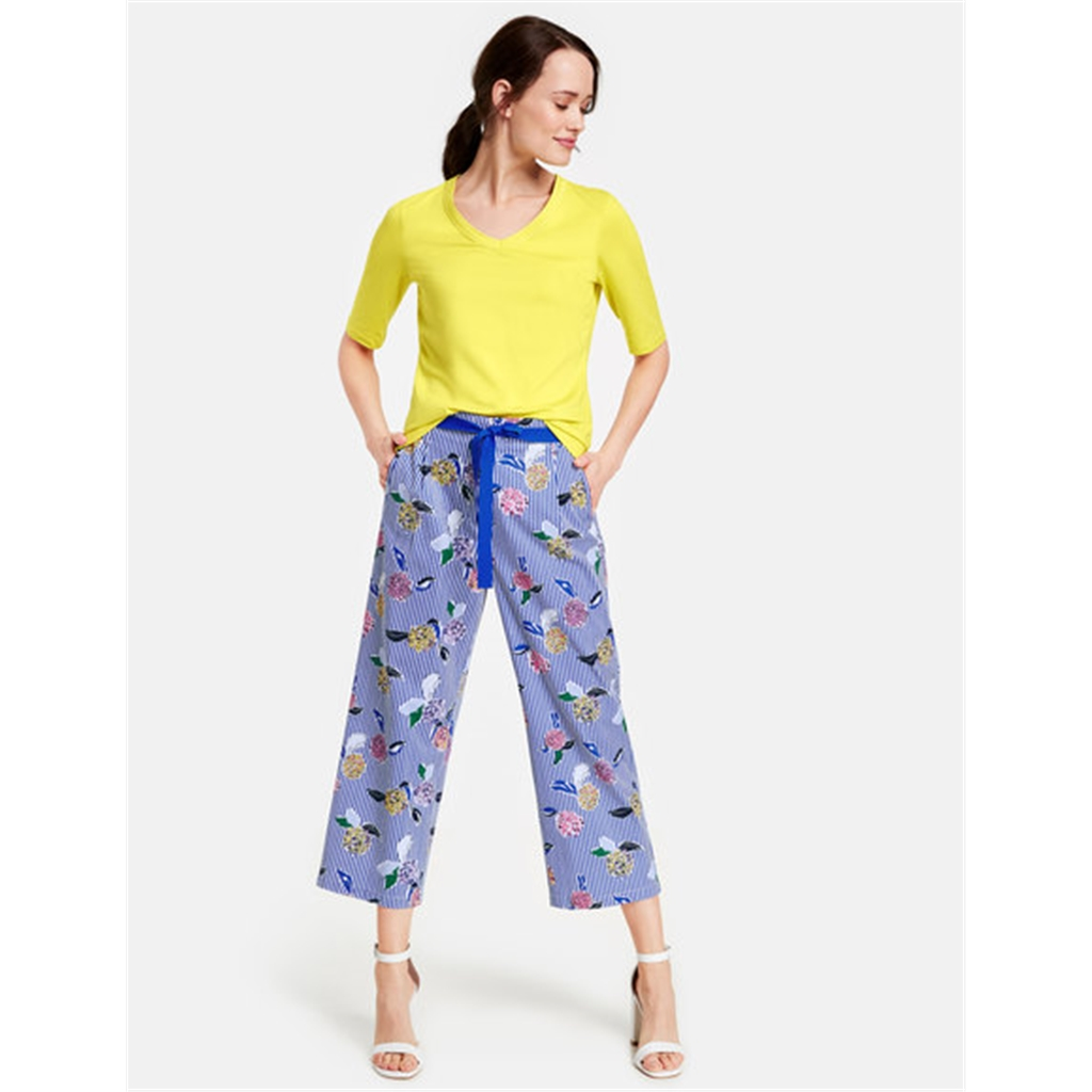 Gerry Weber Patterned Culottes - Multi