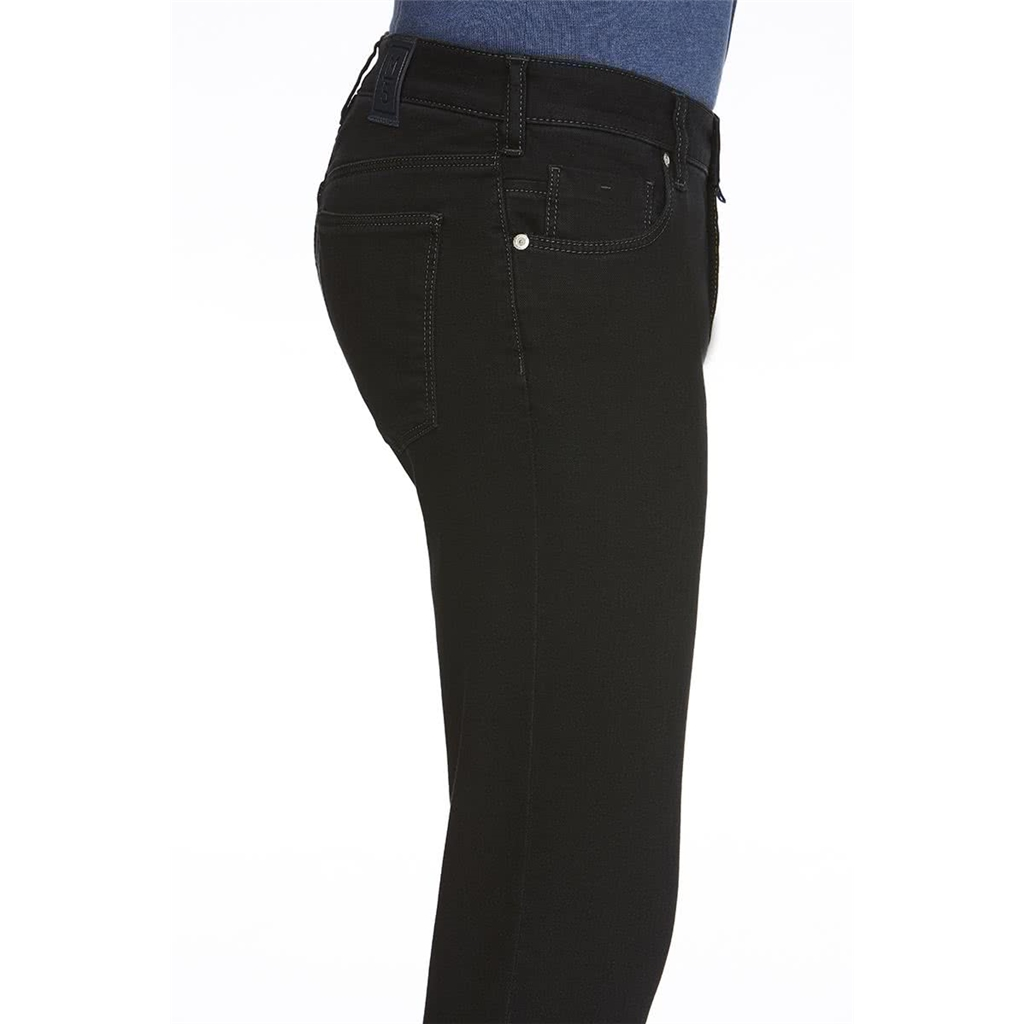 Meyer M5 Slim Denim Jean - Black - 6206 9