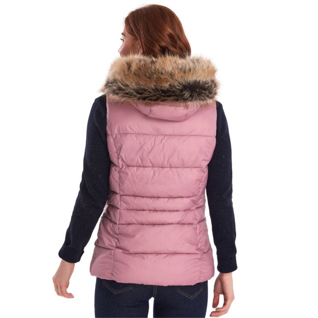 Barbour Ullswater Gilet - Rose Bay