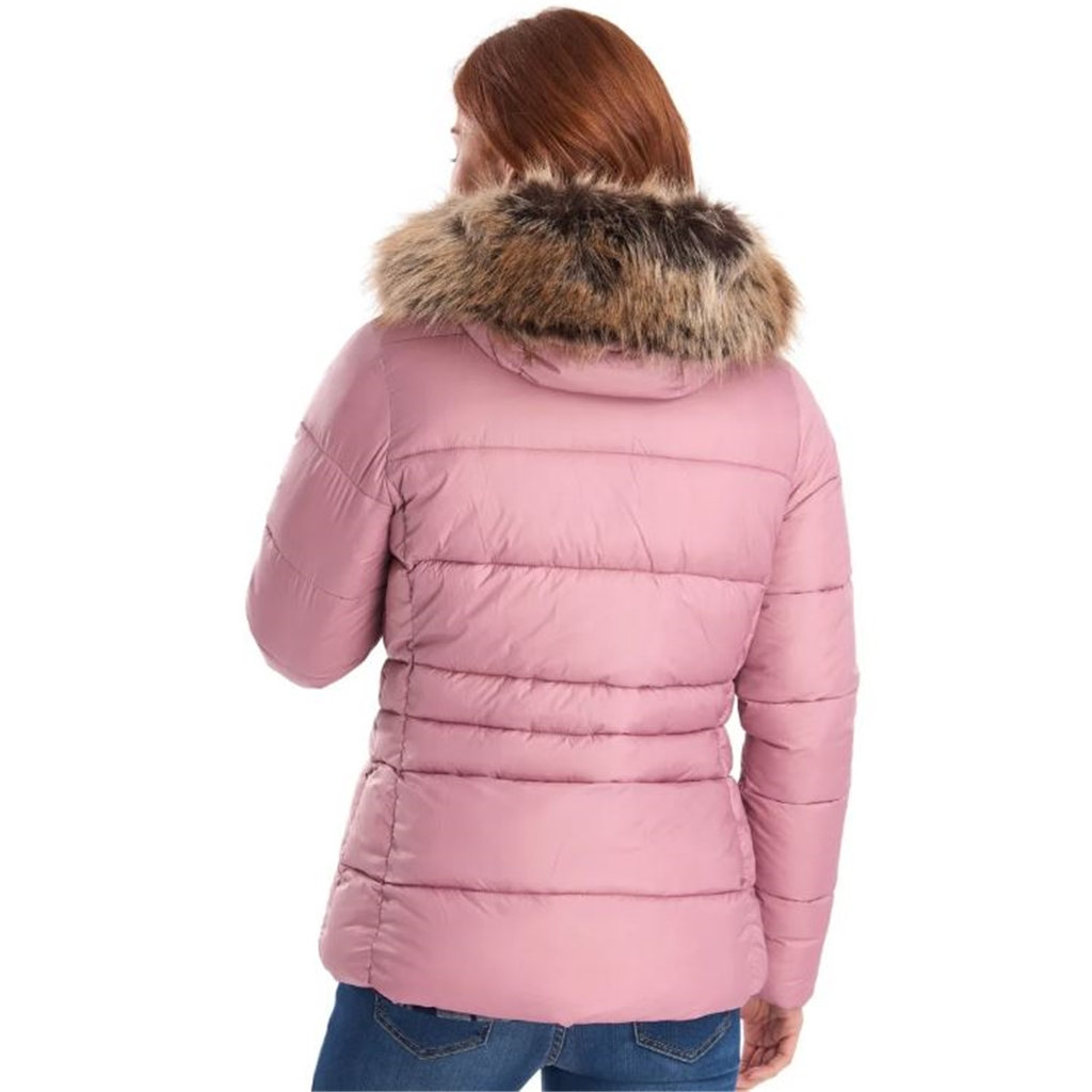 Barbour Ullswater Quilted Jacket - Rose Bay