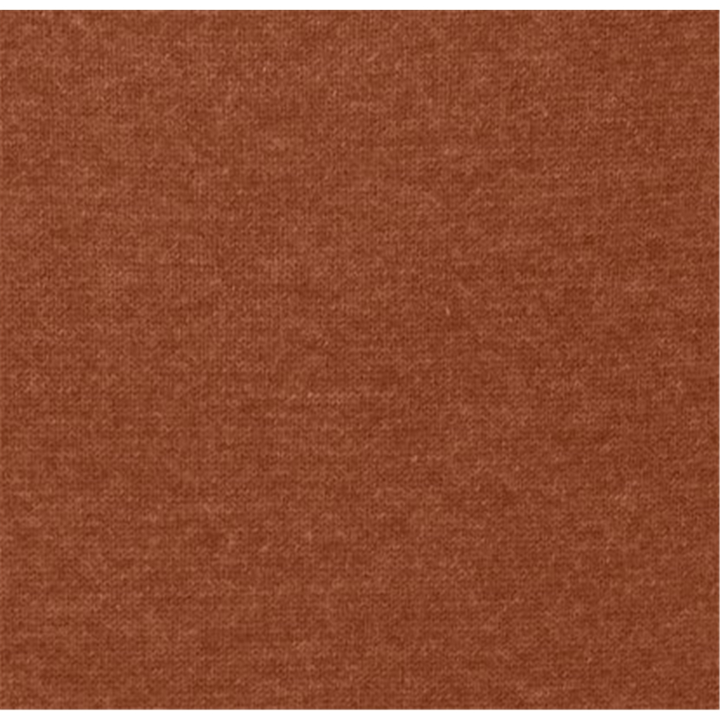 Fynch Hatton Wool & Cashmere Vee Neck - Burnt Sienna