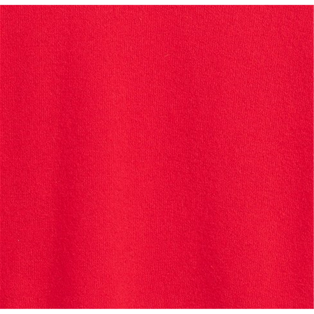 Gant Superfine Lambswool Crew - Bright Red