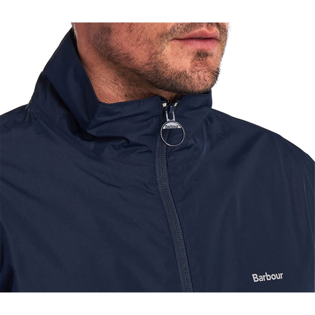 New 2020 Barbour Men's Cooper Waterproof Jacket - Navy