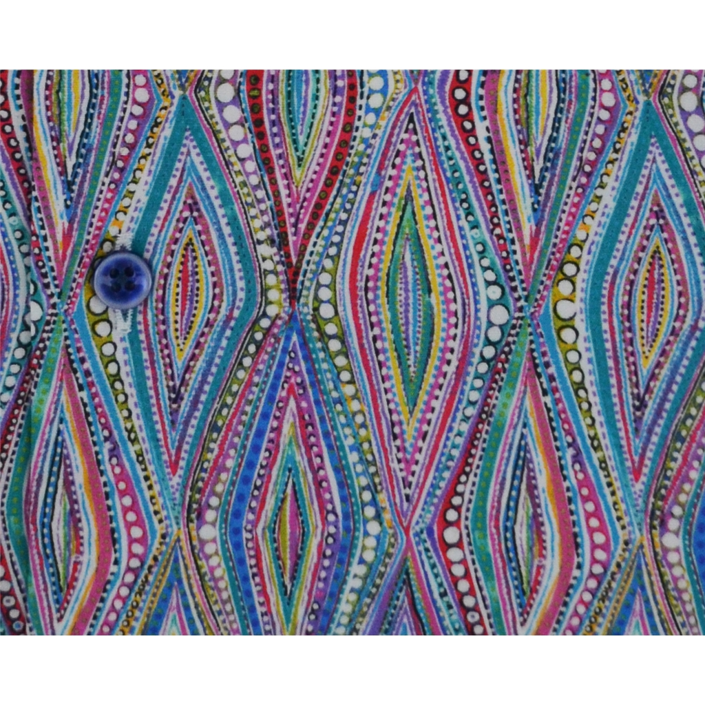 Giordano Patterned Shirt - Multicoloured