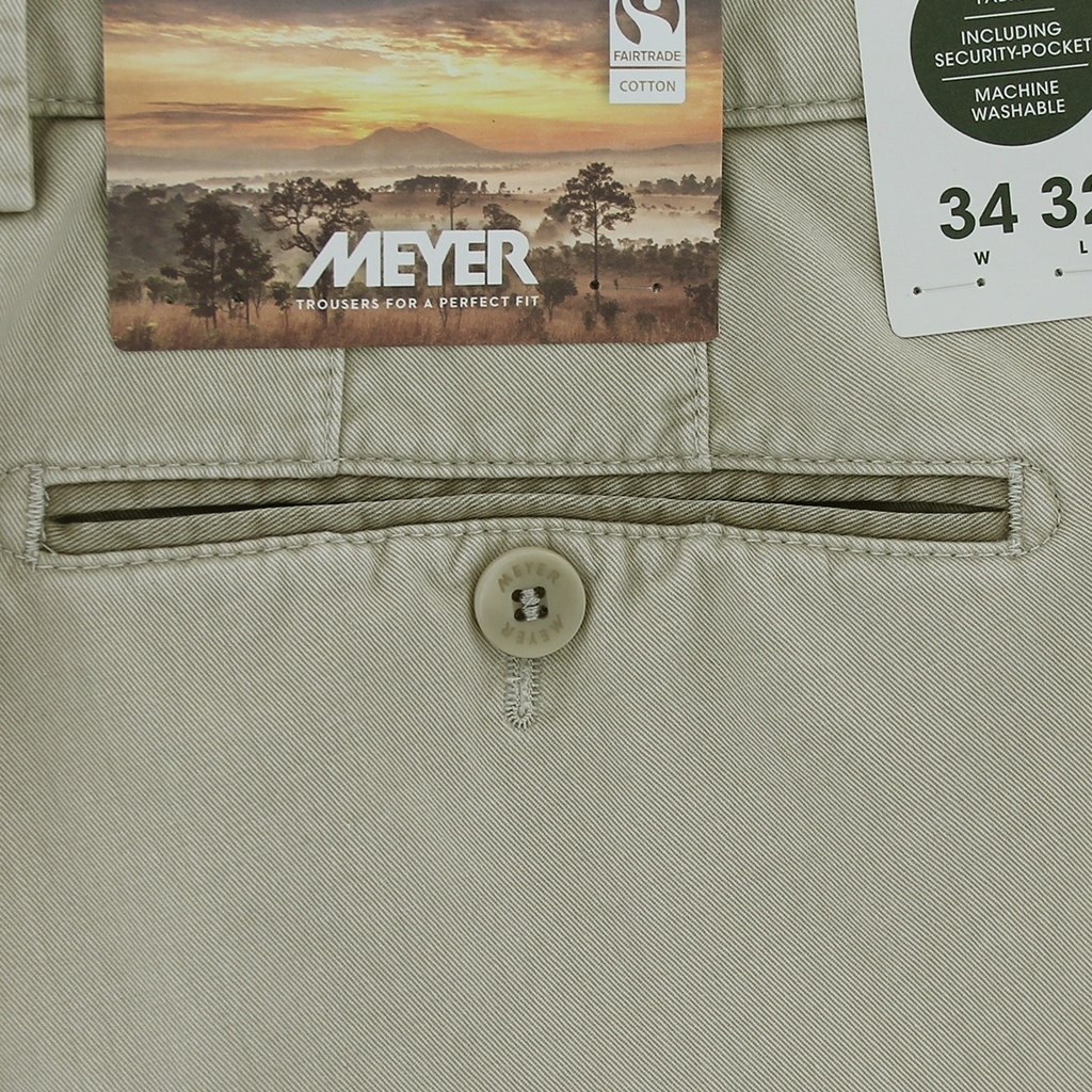 New 2021 Summer Meyer Shorts - Beige - Palma B 5001 32