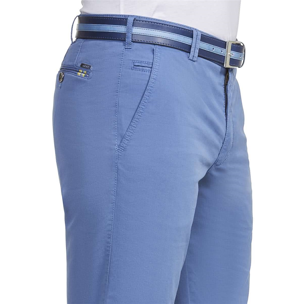 Meyer Shorts - Blue - Palma B  3120 16